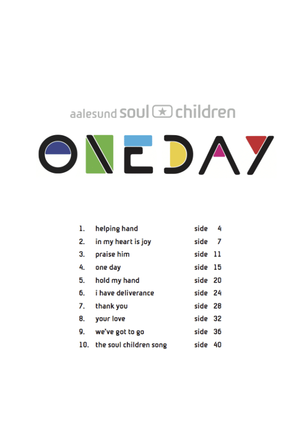 One Day - Notehefte-3187