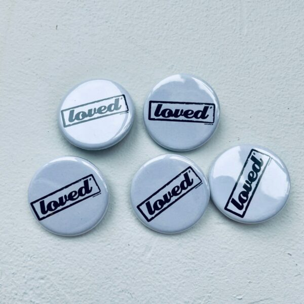 Loved button-0